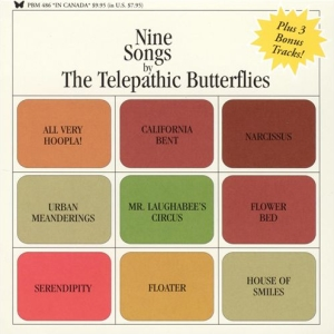 The Telepathic Butterflies – Nine Songs