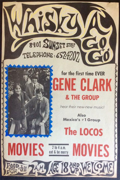 Gene Clark and The Group