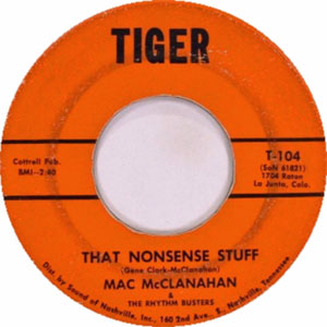 Mac McClanahan And The Rhythm Busters - That Nonsense Stuff
