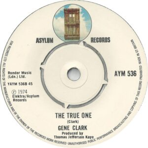 Gene Clark - The True One