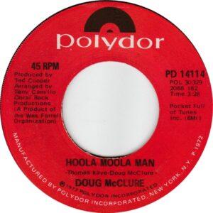 Doug McClure - Hoola Moola Man