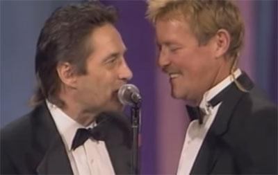 Gene and Michael Clarke