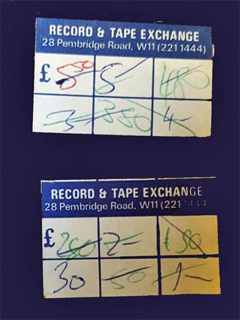 Record & Tape