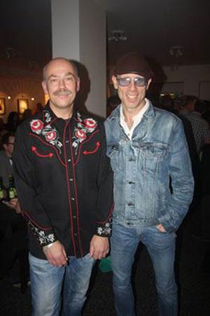 Jerker with Bob Woodruff