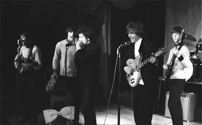 Byrds with Bob Dylan