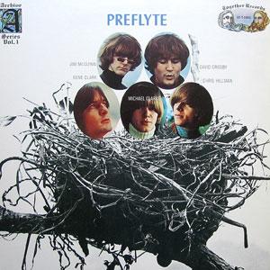 Byrds - Preflyte