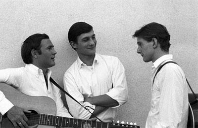 Crosby, Clark, McGuinn