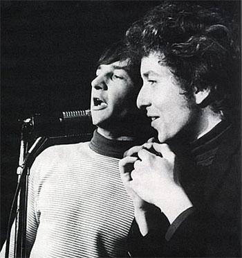 Gene Clark & Bob Dylan