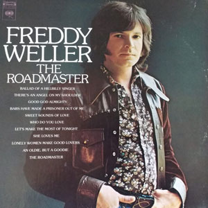 Freddy Weller - Roadmaster