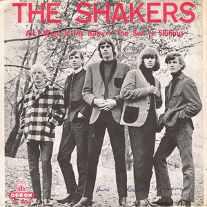Shakers - All I Want Is My Baby
