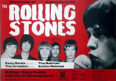 Rolling Stones concert 1967