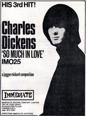 Charles Dickens – So Much In Love