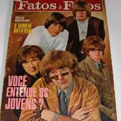 Byrds - Fatos
