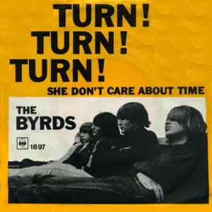 The Byrds ‎– Turn! Turn! Turn!