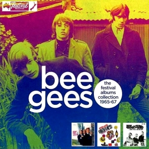 Bee Gees- The Festival Albums Collection 1965-67