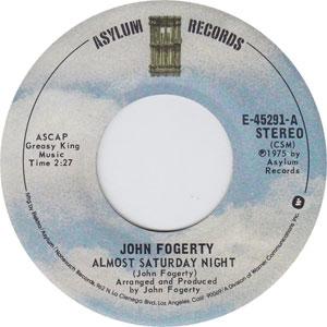 John Fogerty – Almost Saturday Night