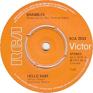Shambles – Hello Baby