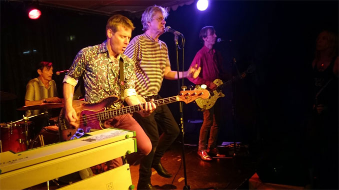 The Fleshtones in Malmö