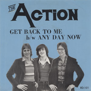 The Action - Get BackTo Me