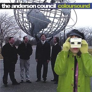 The Anderson Council - Coloursound