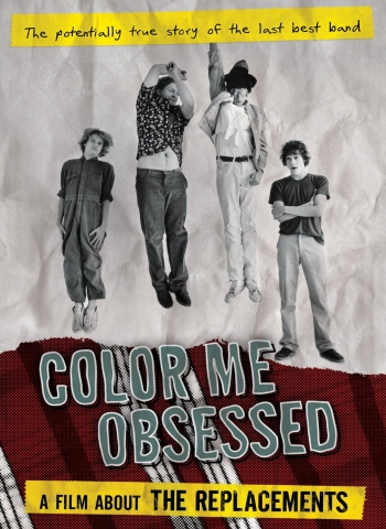 Replacements - Color Me Obsessed (DVD)