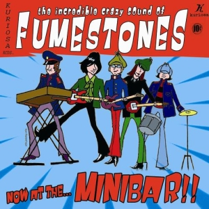 The Fumetones – Now, At The… Minibar !!