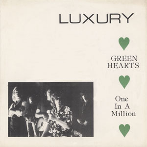 Luxury - Green Hearts