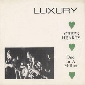 Luxury - Green Hearts