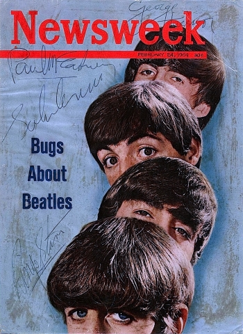 Beatles - Newsweek