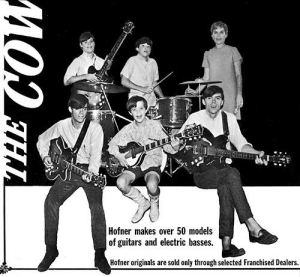 The Cowsills - Hofner