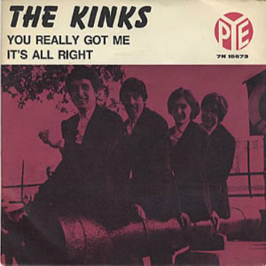 Kinks - You Really Got Me