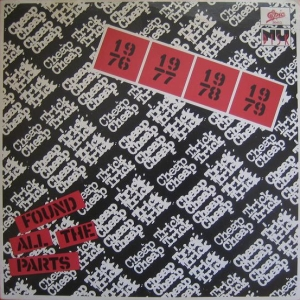 Cheap Trick - Found All The Parts