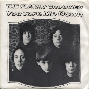 Flamin' Groovies - You Tore Me Down (US)