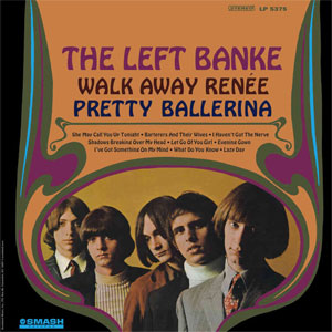 The Left Banke ‎– Walk Away Renée / Pretty Ballerina
