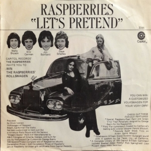 Raspberries - Let's Pretend