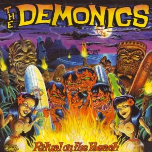 The Demonics - Ritual On The Beach