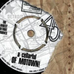 Various Artists - A Cellarful of Motown!