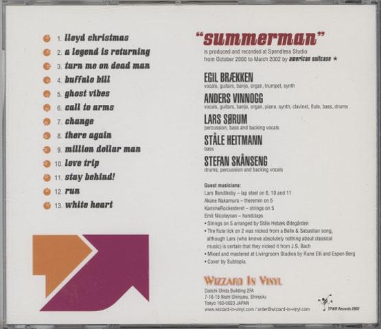 American Suitcase - Summerman