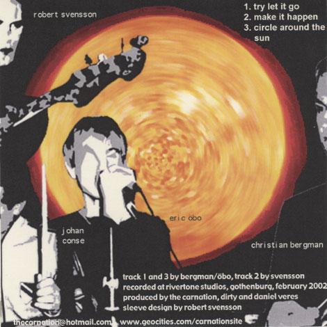 Carnation – Around The Sun