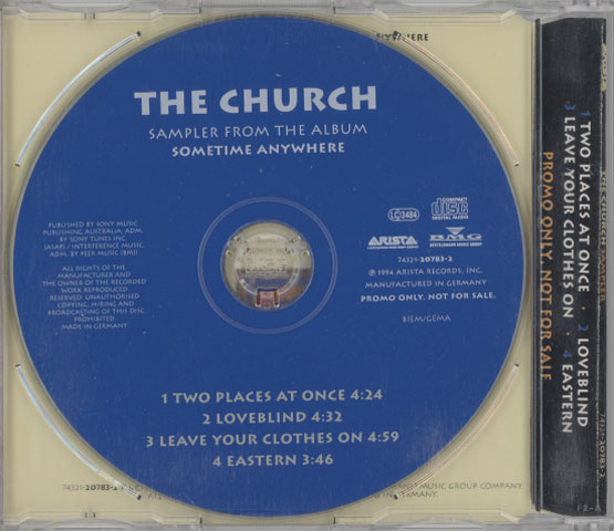 Church – Two Places At Once
