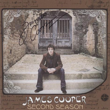 James Cooper – Second Season