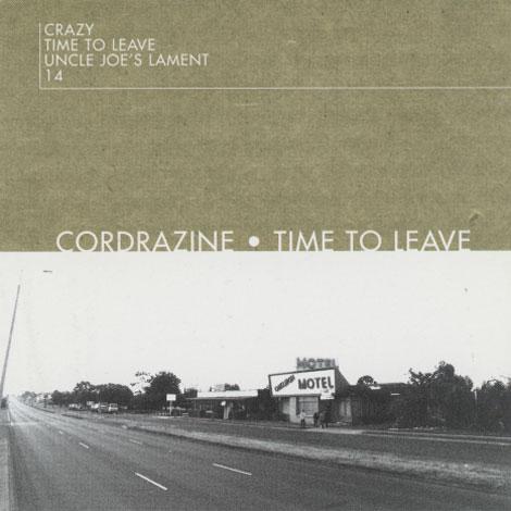 Cordrazine – Time To Leave