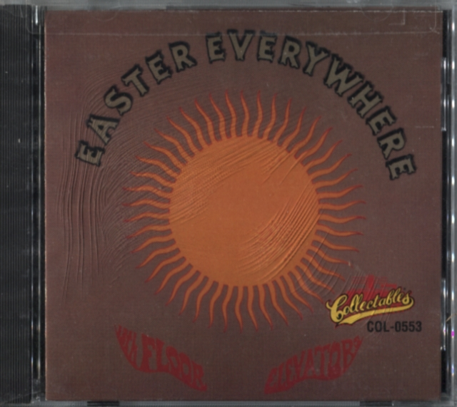 Thirteenth floor elevators easter everywhere popdiggers for 13th floor with diana live dvd
