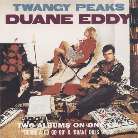 Duane Eddy – Twangy Peaks