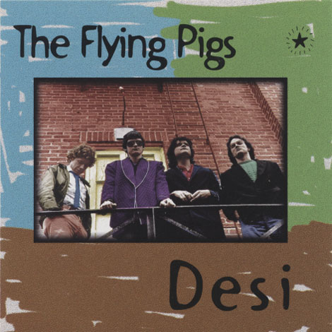 Flying Pigs – Desi