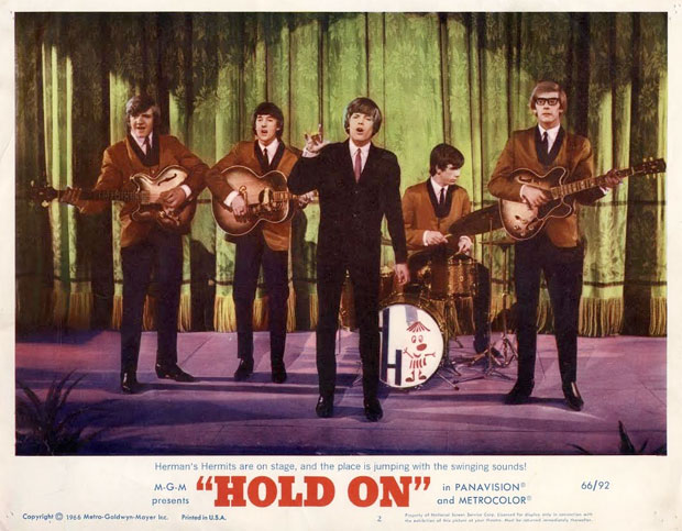 Herman's Hermits - Hold On! (Lobby)