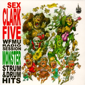 Sex Clark Five - WFMU Monster Session