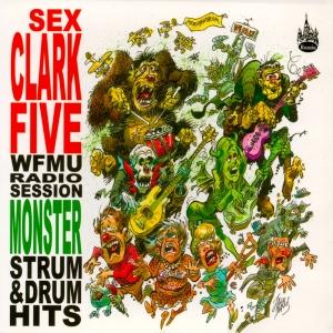 Sex Clark Five - WFMU Monster Session