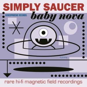 Simply Saucer - Baby Nova