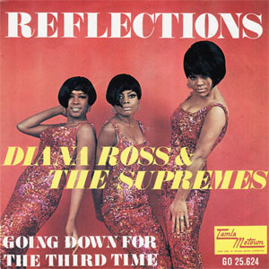 Diana Ross And The Supremes – Reflections (NL)